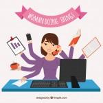 stress-fatigue Assise prolongée au travail