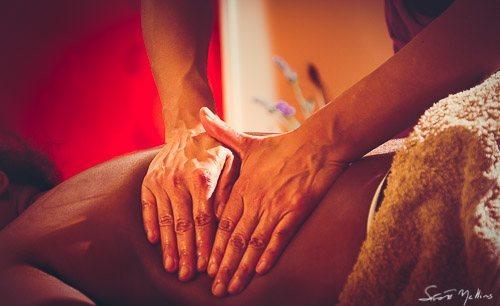 le massage le plus demandé du dos