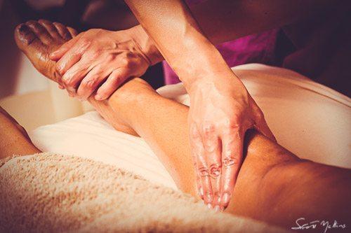 massage les plus demandés du pied et de la jambe